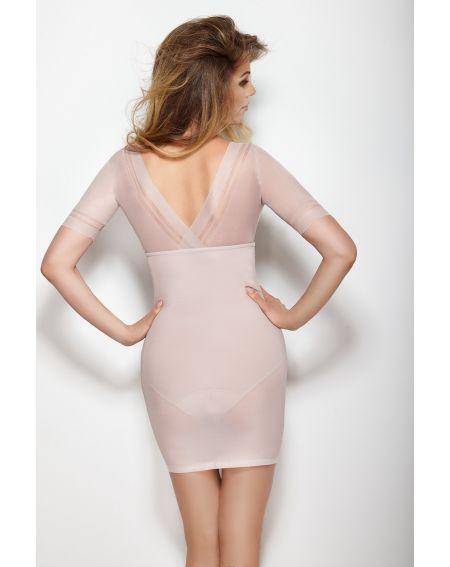 Mitex Glänzendes Kleid XS-2XL