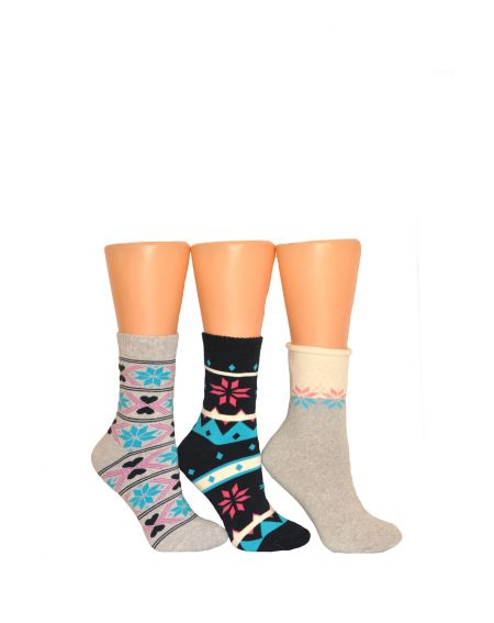Milena 118 Frota Winter women's socks Model 37-41