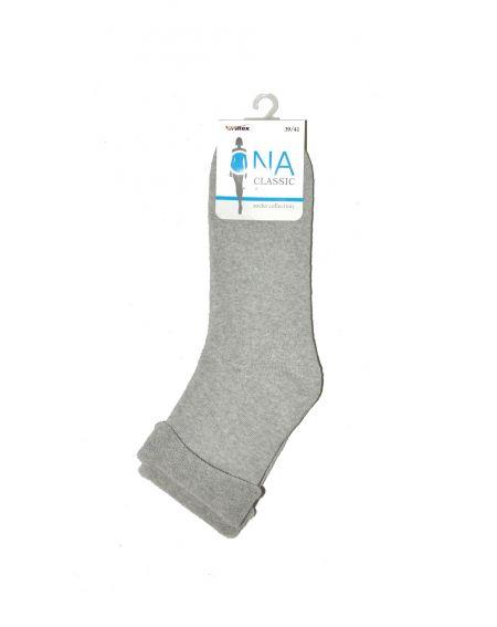 Bratex 037 Women Women's Terry Socks Smooth 36-41