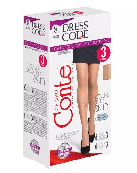 Conte Dress Code 8 den (3...