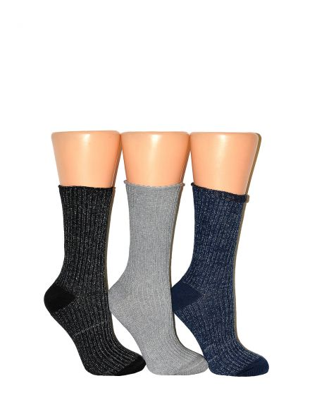 Milena 1023 Lurex 37-41 Socken