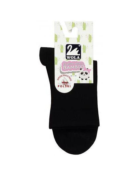 Socks Wola W84.028 Comfort Woman Bamboo 33-41