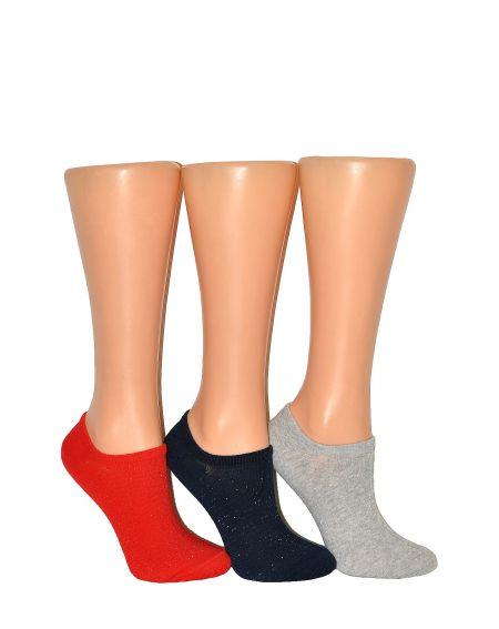 Bratex 5286 Classic Lurex women's feet 36-41