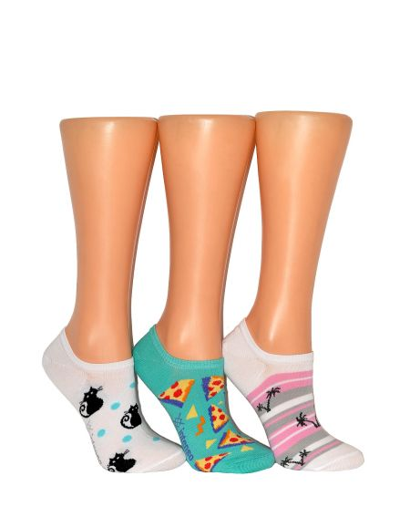 Intenso 1818 Cotton women's socks, pattern 35-40