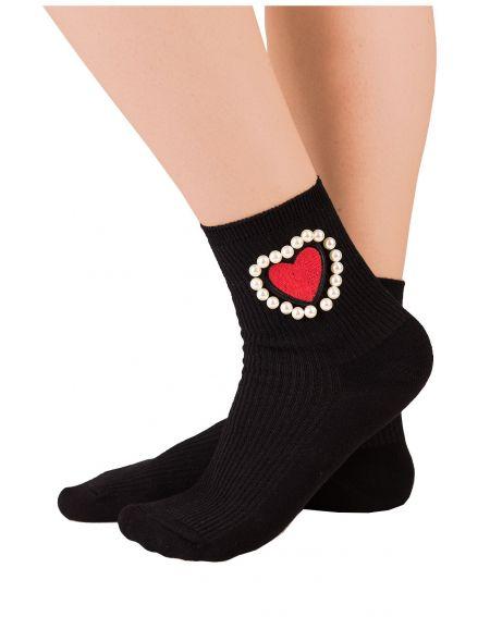 Magnetis SK-06 Heart of Pearl Socken