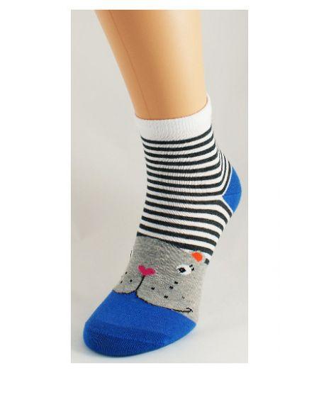 Socks Bratex 0136 Classic Animals for women 36-41