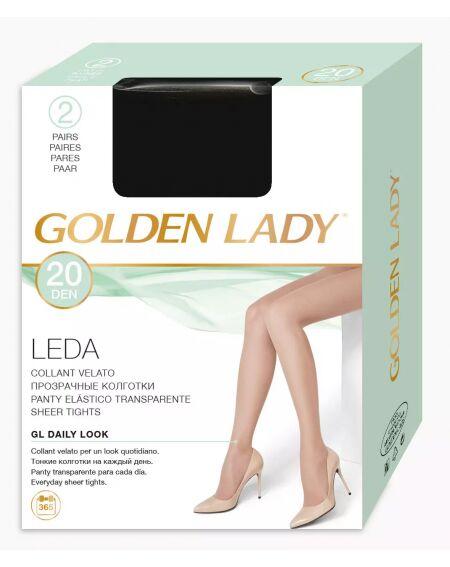 Golden Lady Leda 20 den
