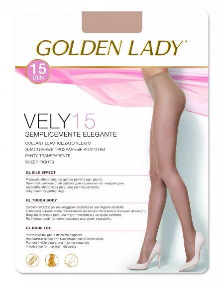 Dame d'or Vely 15 den