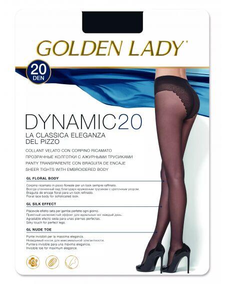 Golden Lady Dynamic 20 den