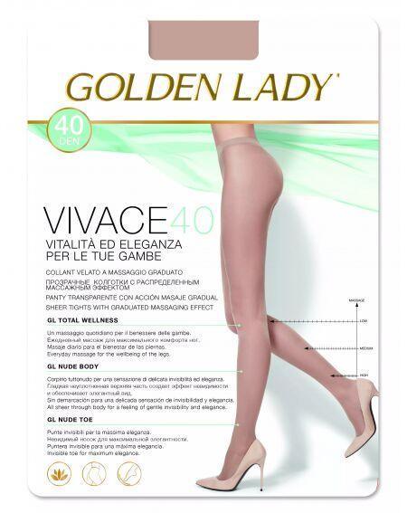 Golden Lady Vivace 40 denari