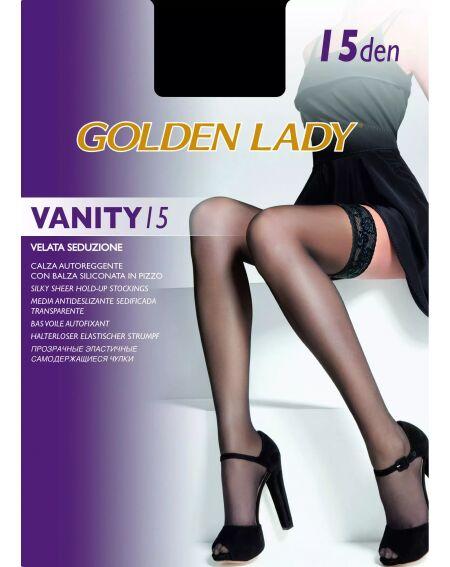 Vanidad Golden Lady 15 den