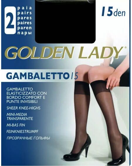 Golden Lady Lycra 15 den