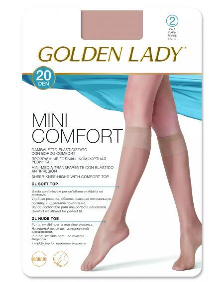 Golden Lady Miniconfort 20 den