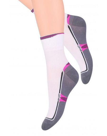 Steven socks art.026 Mujer Sport Pattern 35-40