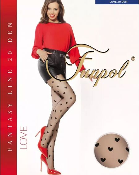 Funpol Love 20 den