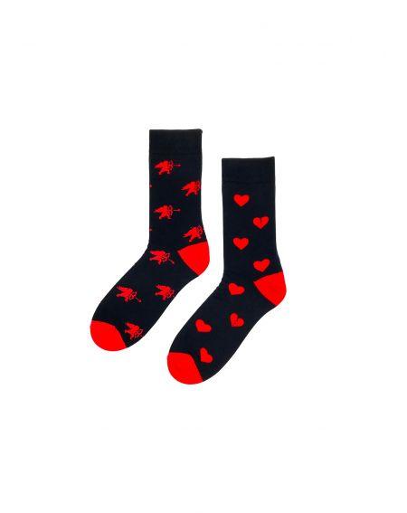 Regina Socks 7844 Awangarda Valentine's Day 35-46