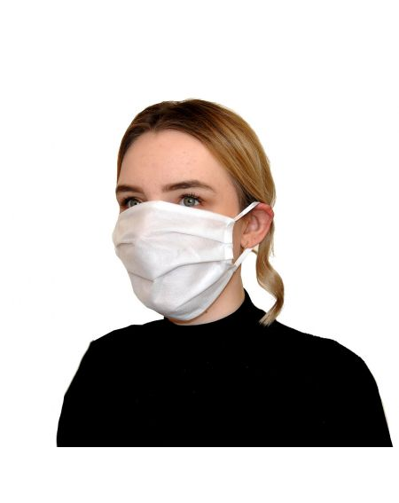Máscara protectora de vellón de 3 capas L&L A'50