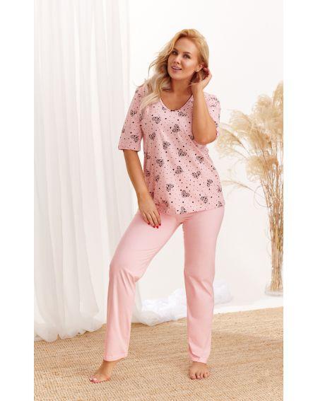 Pyjama Taro Lidia 2465 kr / y Lidia 2XL-4XL Z'20