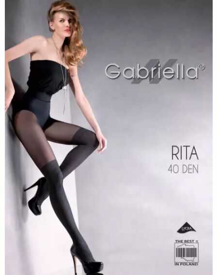 Gabriella Rita 40 den code 387