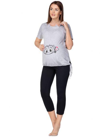Piżama Regina 666 kr/r 2XL K damska