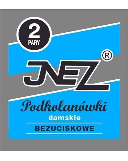 Podkolanówki Inez elastil worek A'2