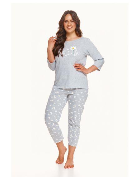 Piżama Taro 2600 3/4 Hera 2-3XL Z'22