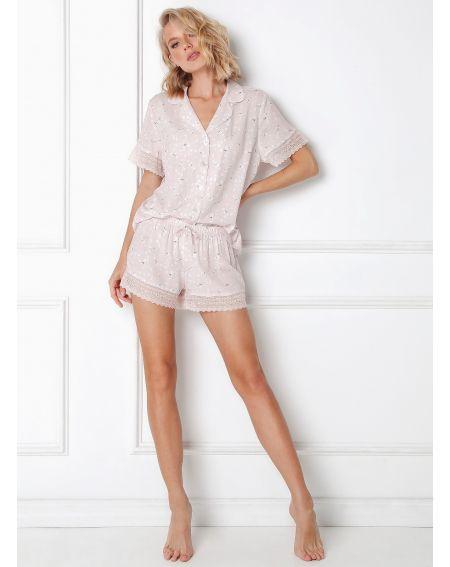 Piżama Aruelle Jennifer Short kr/r XS-2XL