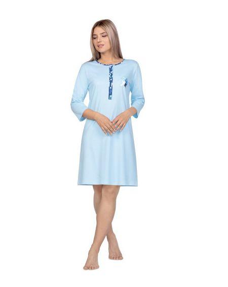 Regina 399 3/4 M-XL Damenhemd