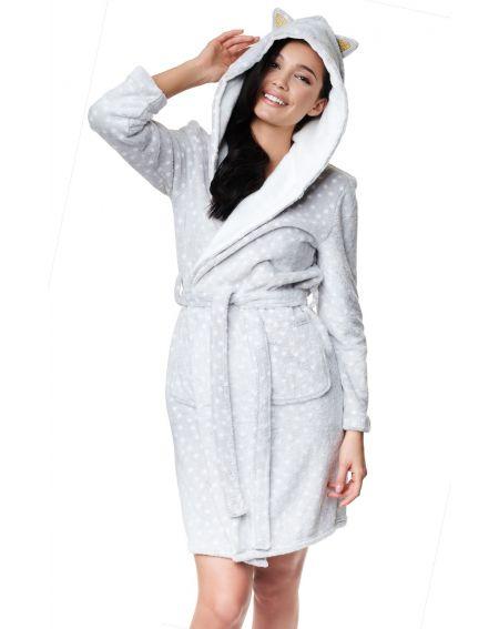 Henderson Ladies 39311 Zaine S-XL bathrobe