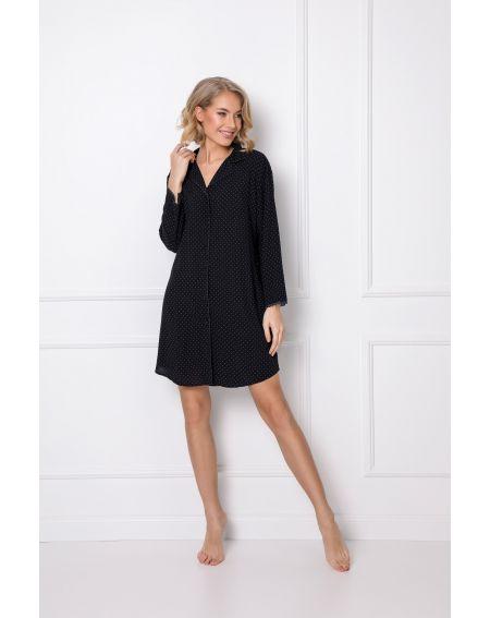 Aruelle Berthine Nightdress shirt, length / r XS-2XL
