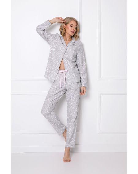 Piżama Aruelle Aria Long dł/r XS-2XL