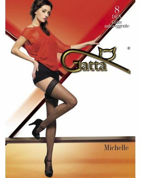Pończochy Gatta Michelle nr 04 8 den 1-4