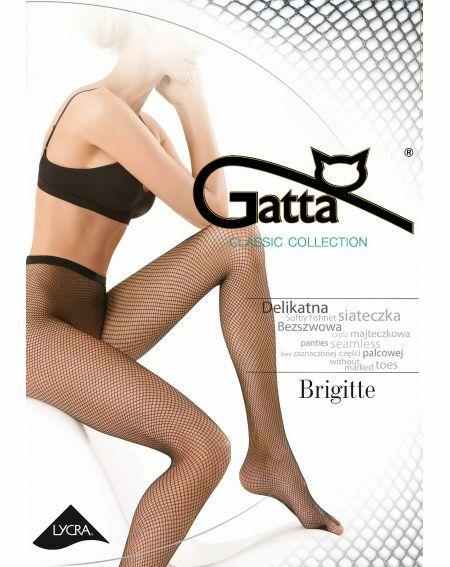 Rajstopy Gatta Brigitte wz.01 1-4