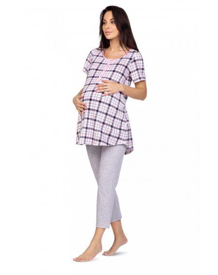 Piżama Regina 667 kr/r S-XL K damska