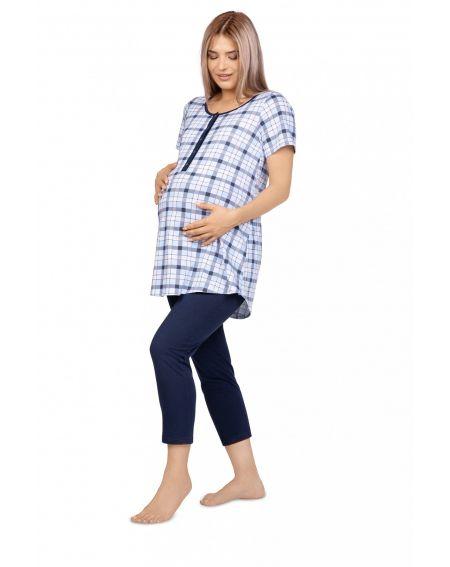 Piżama Regina 667 kr/r 2XL K damska