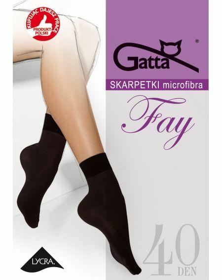 Gatta Fay Mikrofaser-Socken