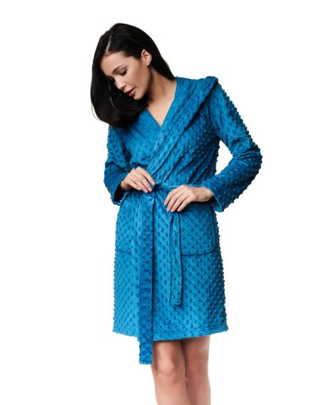 Henderson Ladies 39620 Zigzak bathrobe