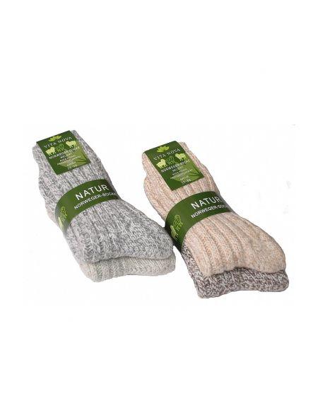 Ulpio Vita Nova Socken Art.317049 Damen und Herren A'2