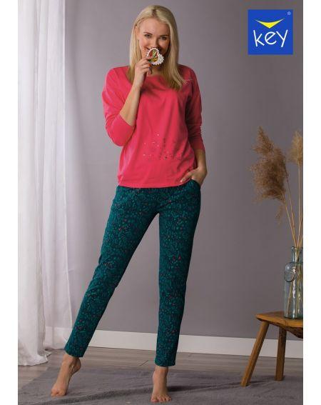 Piżama Key LNS 708 B21 S-XL