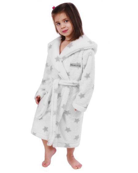 L&L 9157 Dream Star 134-152 bathrobe for children