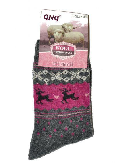 Skarpety Ulpio GNG 3319 Thermo Wool
