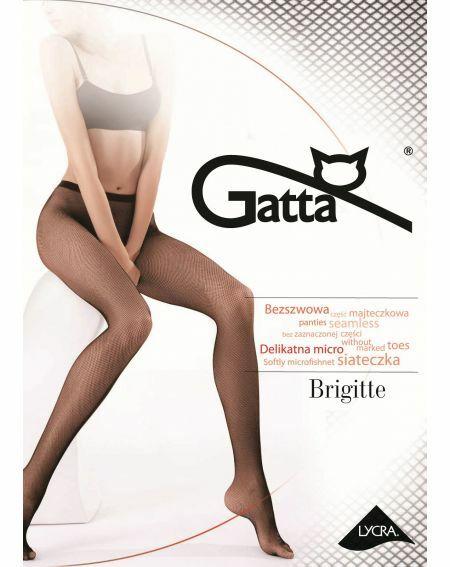 Gatta Brigitte Netzstrumpfhose wz.06 1-4