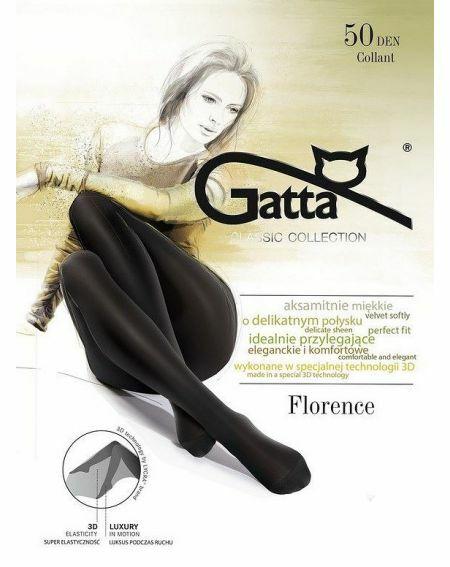 Rajstopy Gatta Florence 50 den 2-4