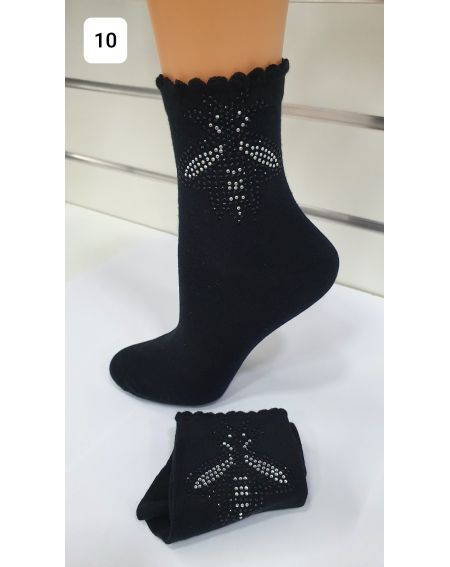 Chaussettes Magnetis 55 Zirconia Fly 21/22
