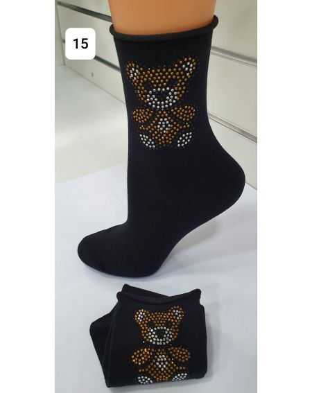 Chaussettes Magnetis 42 Ours 21/22
