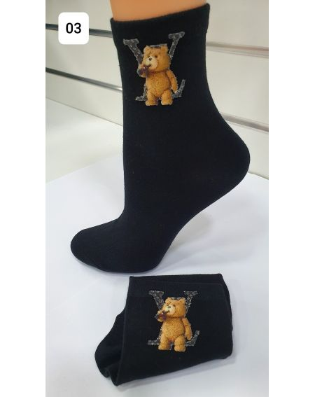 Chaussettes Magnetis 59 Ours 3D 21/22