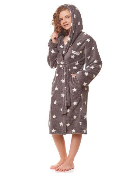 L&L 9157 Dream Star 134-140 bathrobe for children
