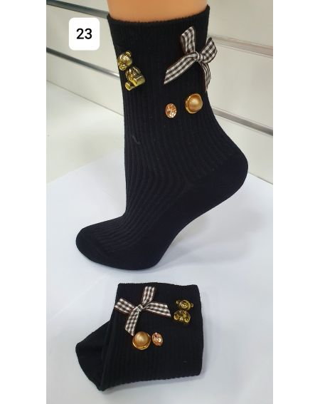 Chaussettes Magnetis 50 Ours / noeud 21/22