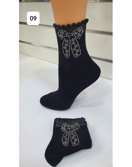 Magnetis 54 Zirconia Bow 21/22 socks