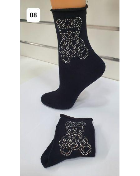 Magnetis 53 Zirconia Bear 21/22 socks